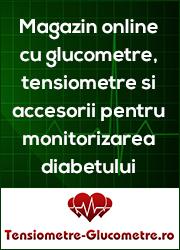 tensiometre si glucometre