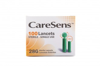 CareSens ace x 100 buc. 28G